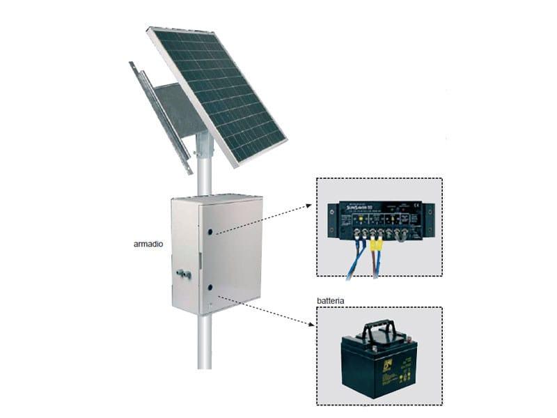 Photovoltaic module SG304 | Photovoltaic module by Lazzari