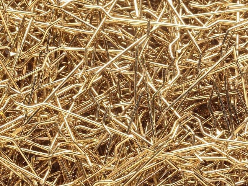 LA GRAMIGNA | Fibre di rinforzo in acciaio LA GRAMIGNA GOLD: high-strength steel fiber