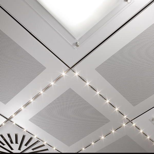 METAL MODULAR Atena Linear Design con Easy line