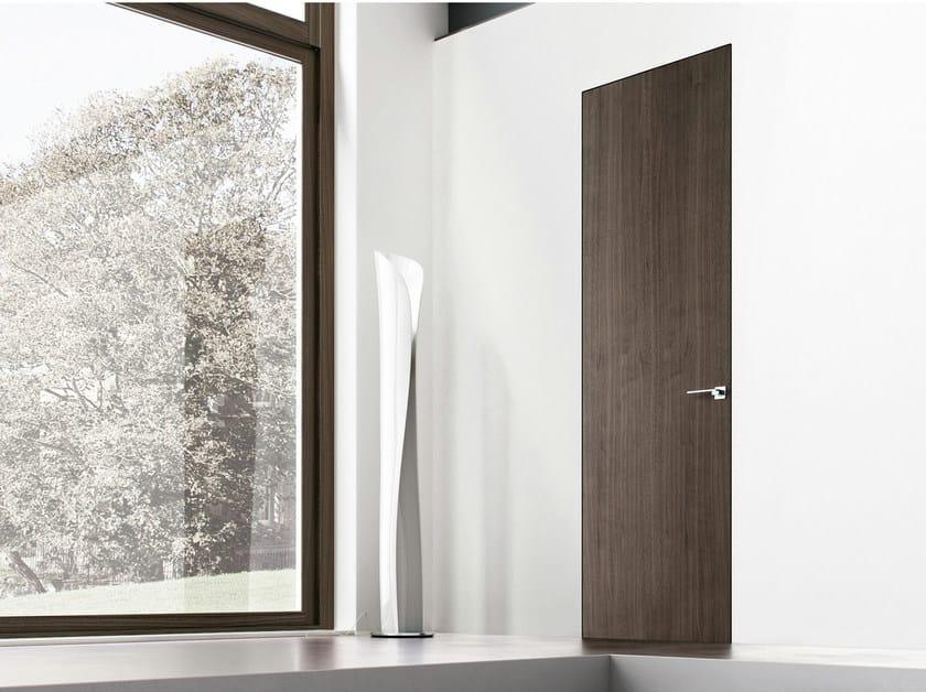 Hinged flush-fitting door TABULA by Ghizzi & Benatti