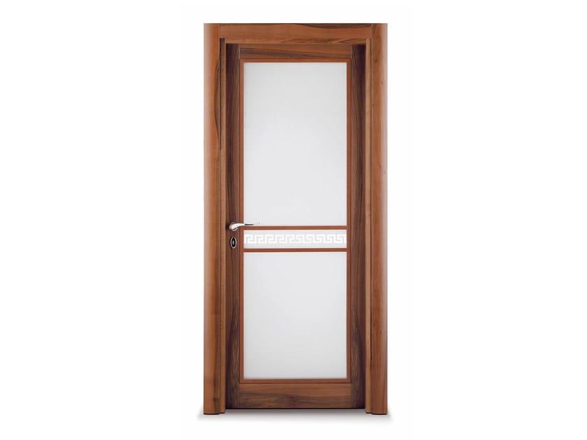 Hinged glass door AGORA' by Ghizzi & Benatti