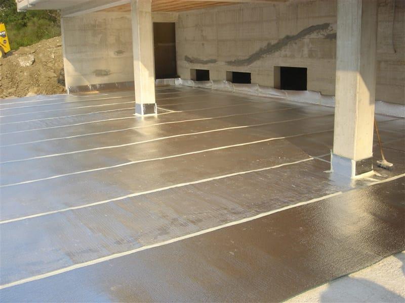 Polyethylene thermal insulation panel THERMOLIVING® 3B by SA.M.E.