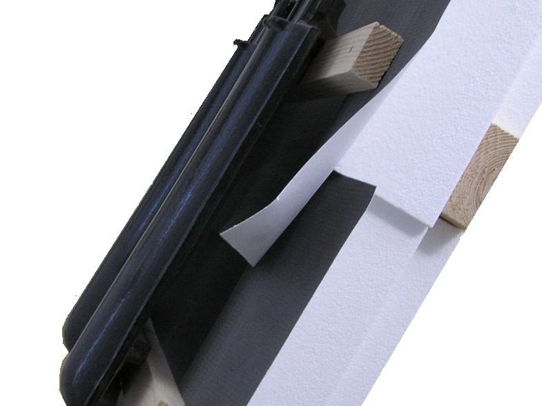 Ventilated roof system AIRDACH | EPS ventilated roof system by RE.PACK