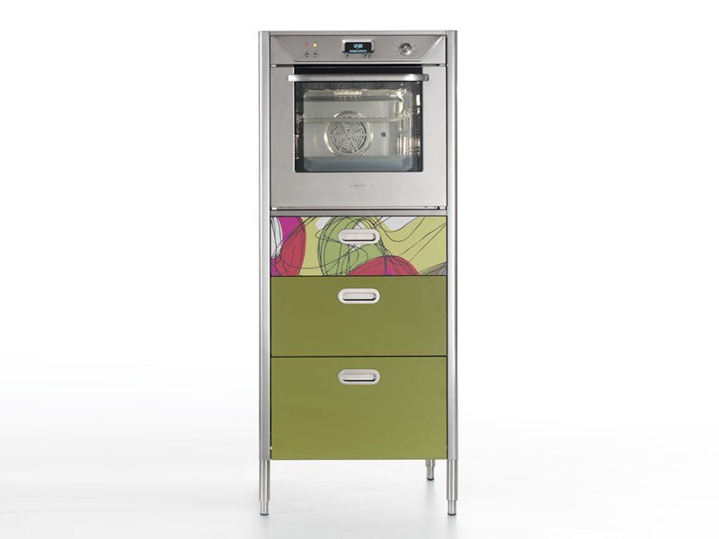 LIBERI IN CUCINA | Built-in oven By ALPES-INOX