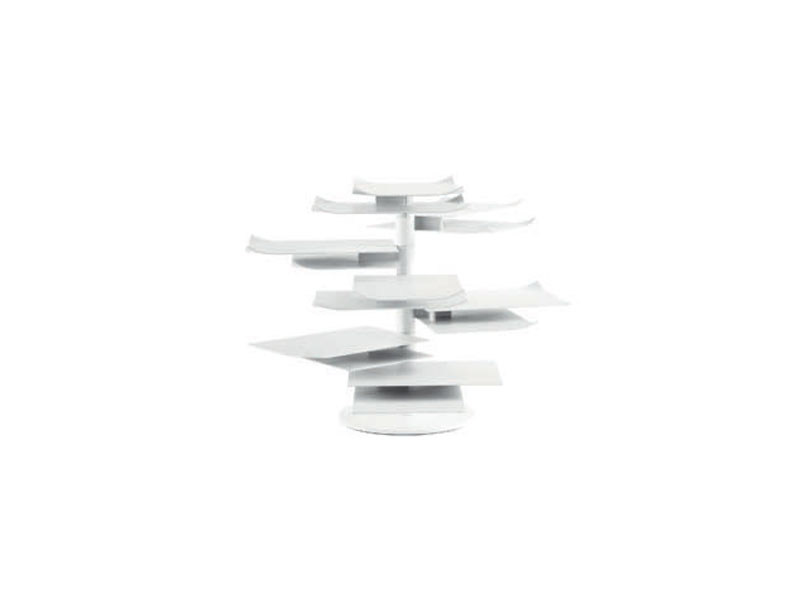 Steel coffee table / magazine rack PAPER TABLE by Ligne Roset