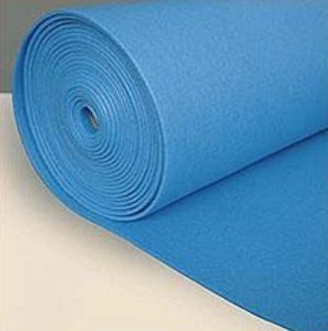 EPE sound insulation panel TERIPACK MATERASSINO ACUSTICO | Polyethylene Impact insulation system by RE.PACK