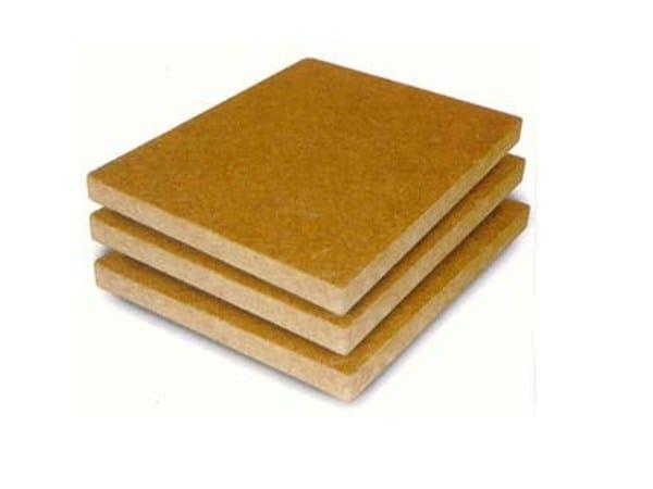Wood fibre thermal insulation panel Wood fibre thermal insulation panel by RE.PACK