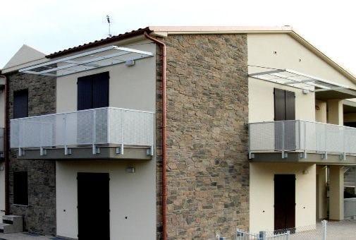 Rivestimento Esterno In Pietra Ricostruita : Rivestimento in pietra ricostruita per esterni garda by italpietra
