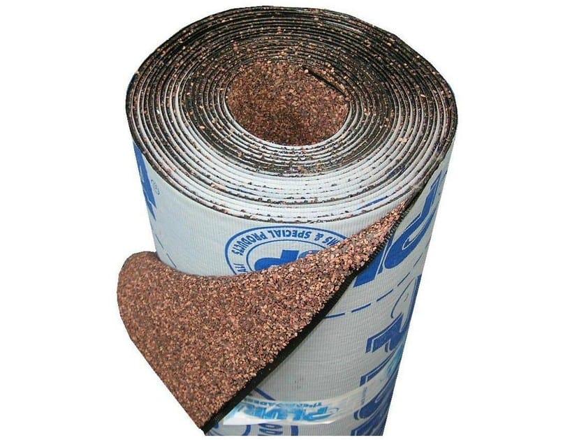 Prefabricated bituminous membrane Bitumen thermoadhesive granular sheath by RE.PACK