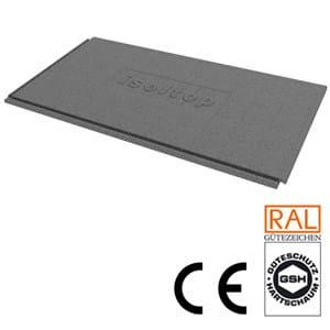 Graphite-enhanced EPS thermal insulation panel TERMALPOR by POLITOP