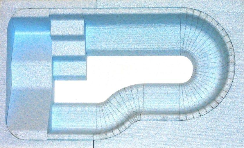 Vasche Idromassaggio in EPS PISCINA IN EPS