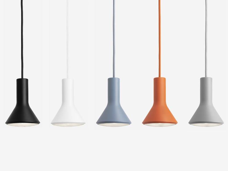 LED halogen aluminium pendant lamp PAR by Zero
