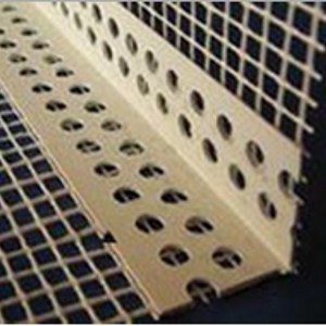 PVC Mesh and reinforcement for insulation PVC Edge protector by RE.PACK