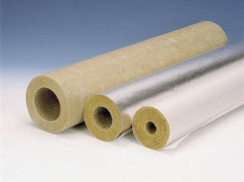 Insulation system and material for installations Paroc Pro Section 100 by LINK industries