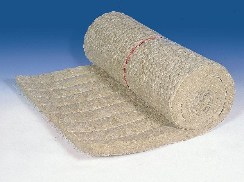 Rock wool Intumescent covering PAROC Pro Wired Mat by LINK industries