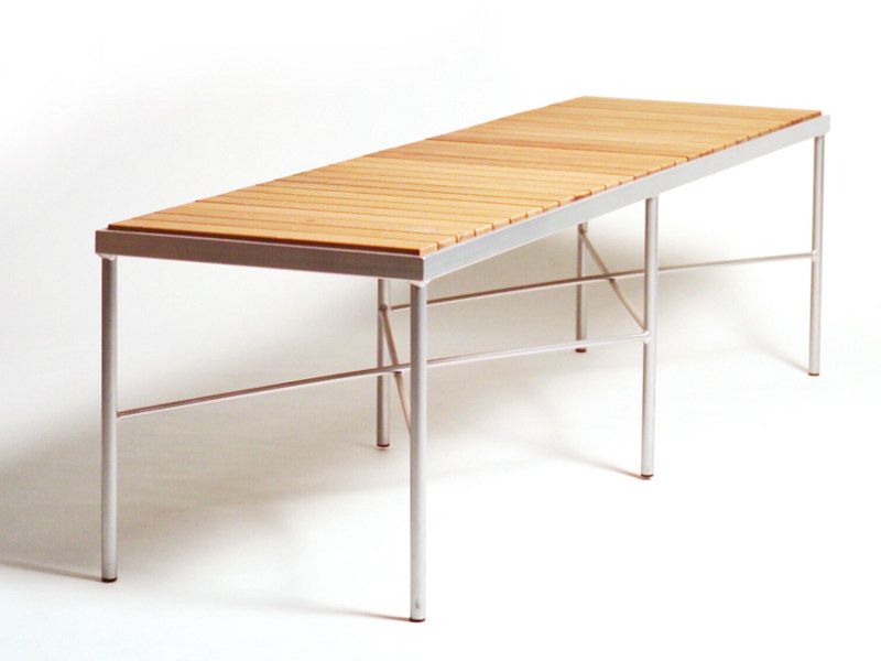 Wooden bench C.D. STACK | Bench by Inno