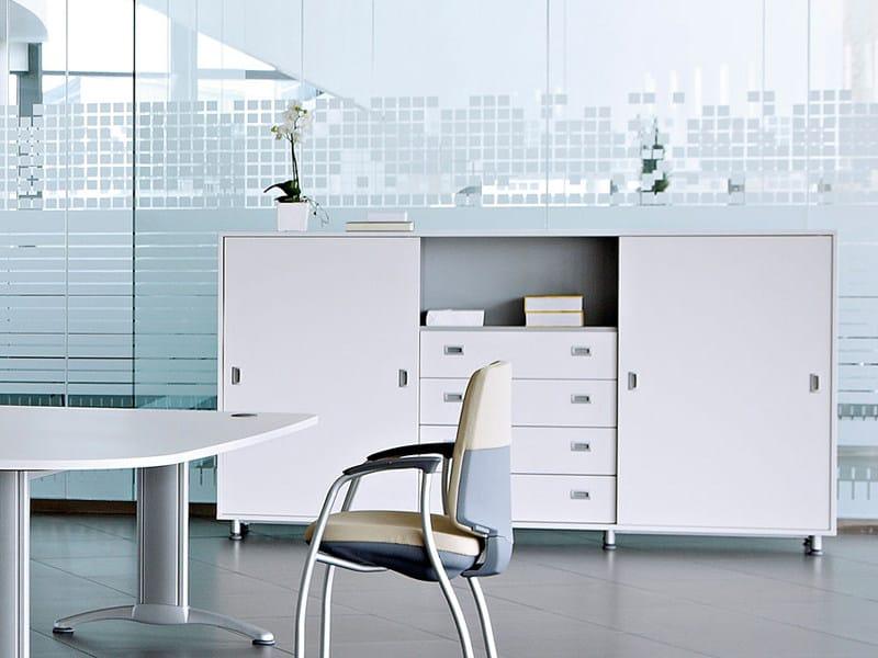 Modular office storage unit Modular office storage unit by ACTIU