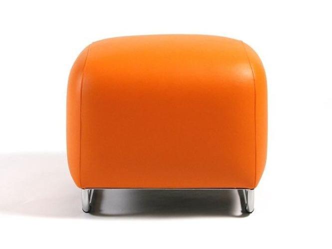 Upholstered pouf OSCAR   Pouf by Inno