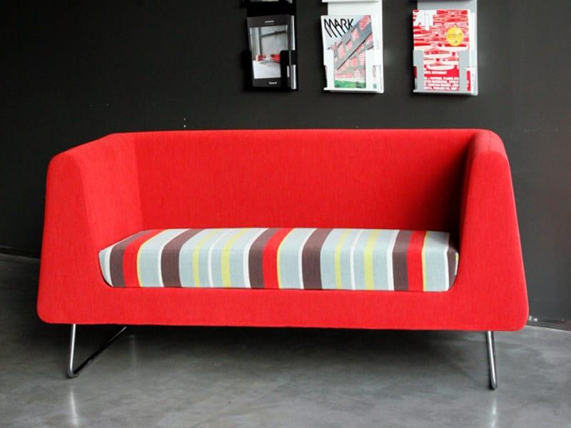 Fabric small sofa JARMAN   Small sofa by Inno