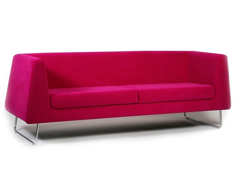 Sled base sofa JARMAN | Sofa by Inno