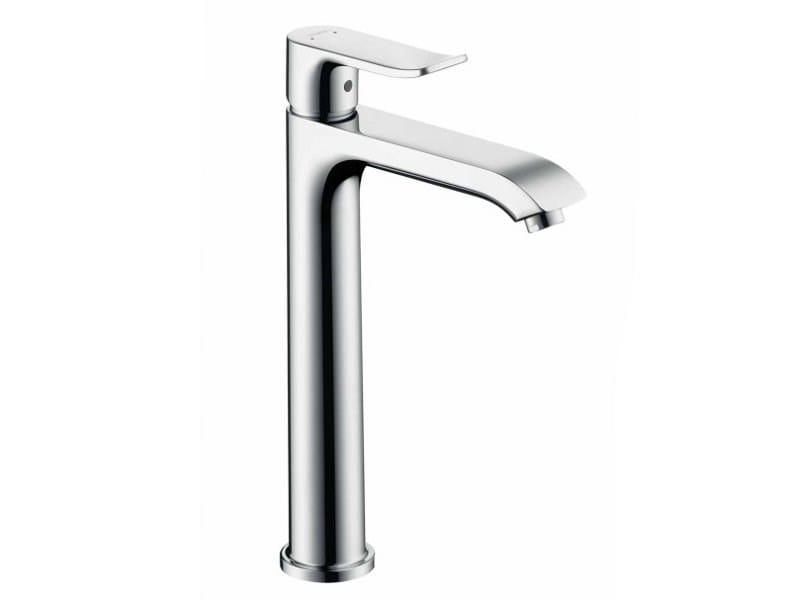 Countertop washbasin mixer METRIS E² | Countertop washbasin mixer by hansgrohe
