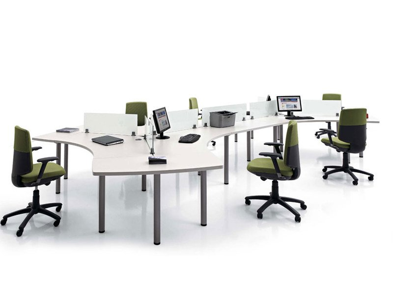 Workstation desk Cool R200 by ACTIU