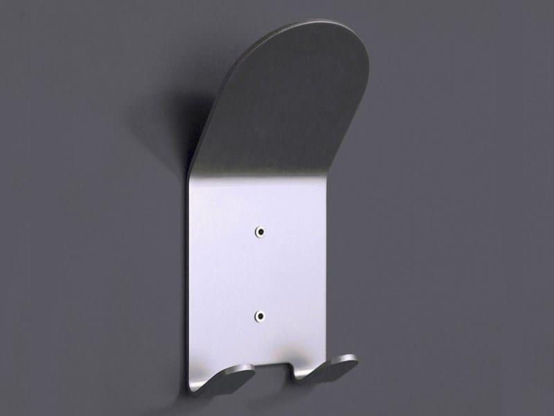Cabide / gancho para roupão de banho de alumínio JR. | Gancho para roupão de banho by Inno