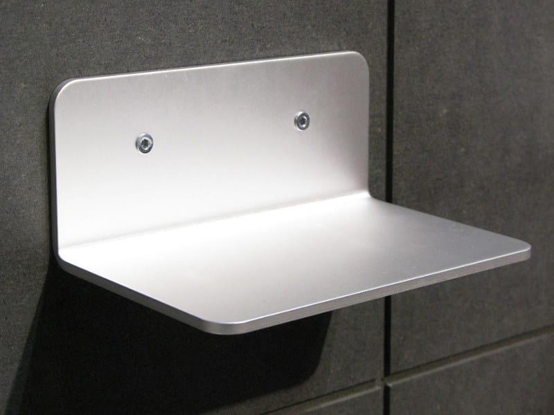 Aluminium bathroom wall shelf JR. | Bathroom wall shelf by Inno
