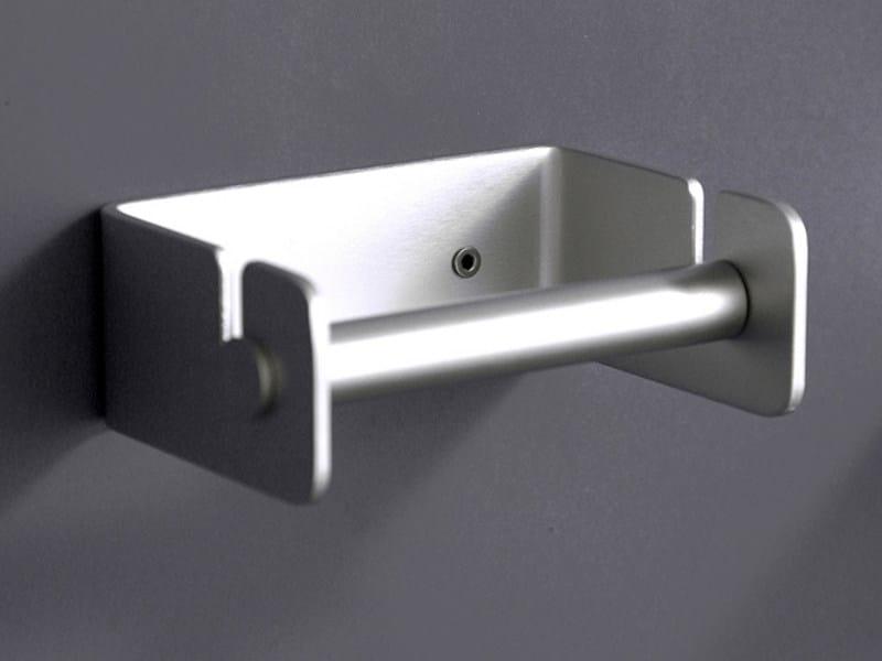 Aluminium toilet roll holder JR. | Toilet roll holder by Inno