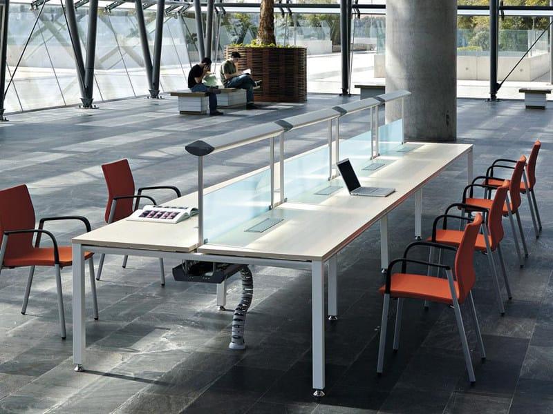 Workstation desk VITAL by ACTIU