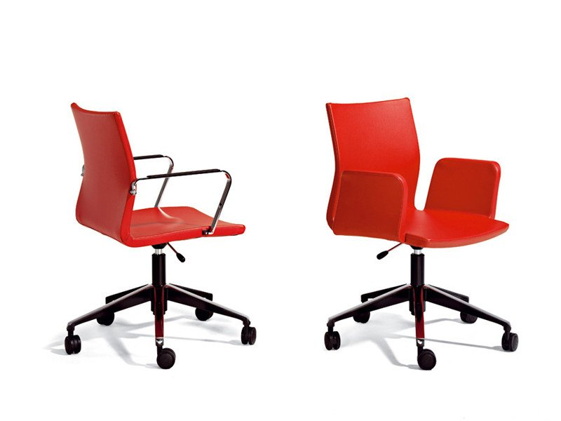 Task chair with casters UMA   Task chair by ACTIU