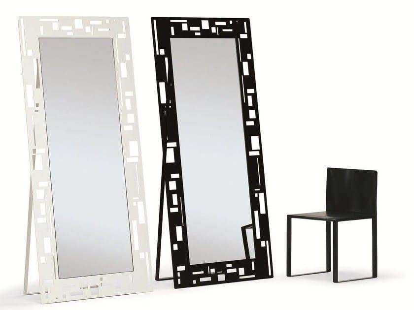 Framed freestanding mirror OTTO | Freestanding mirror by YDF