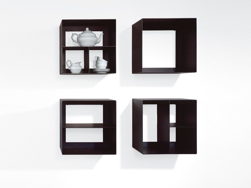 Open metal wall cabinet OVERTIME by YDF