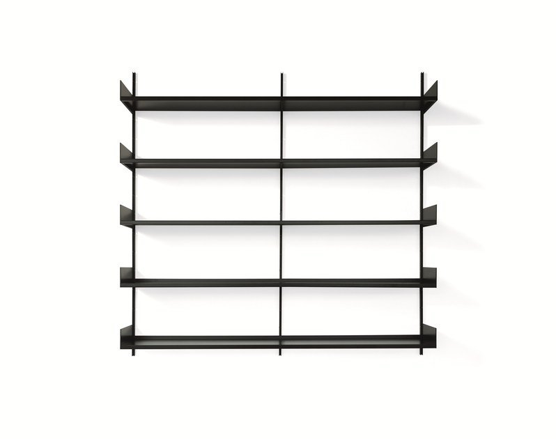 Open metal shelving unit ELLE SYSTEM by YDF