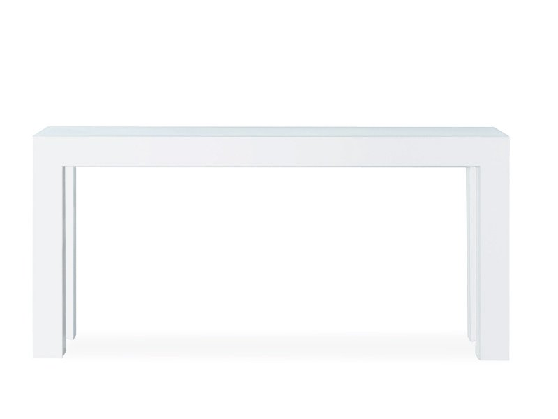 Rectangular console table RICCARDO | Console table by YDF