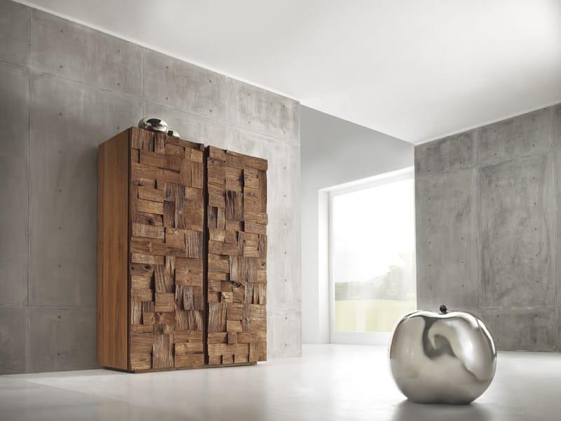 Credenza in legno con ante a battente WOODPLAYER By Domus Arte