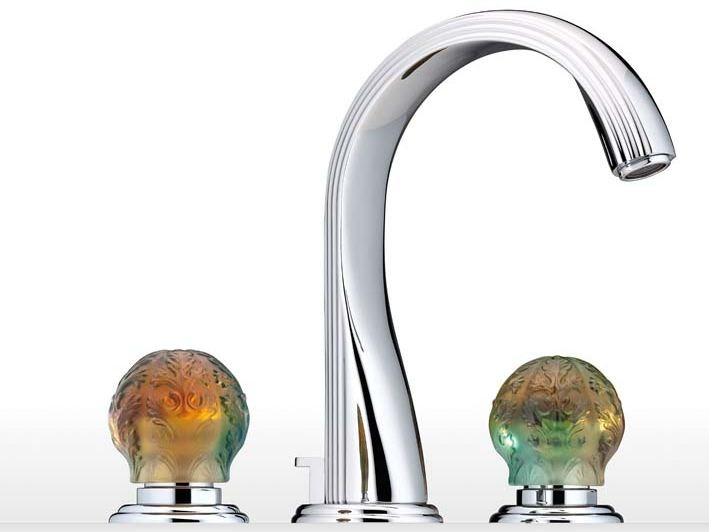 3 hole washbasin tap FLORE | Washbasin tap by INTERCONTACT