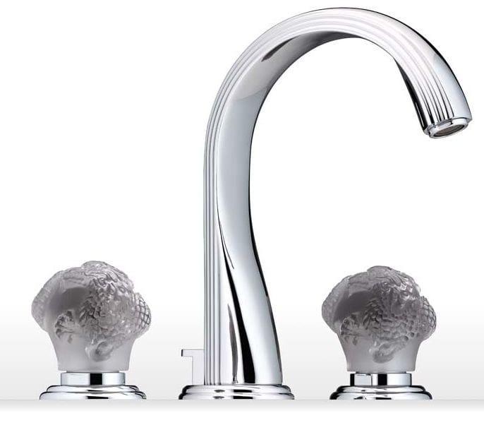 3 hole washbasin tap MOON DRAGON | Washbasin tap by INTERCONTACT