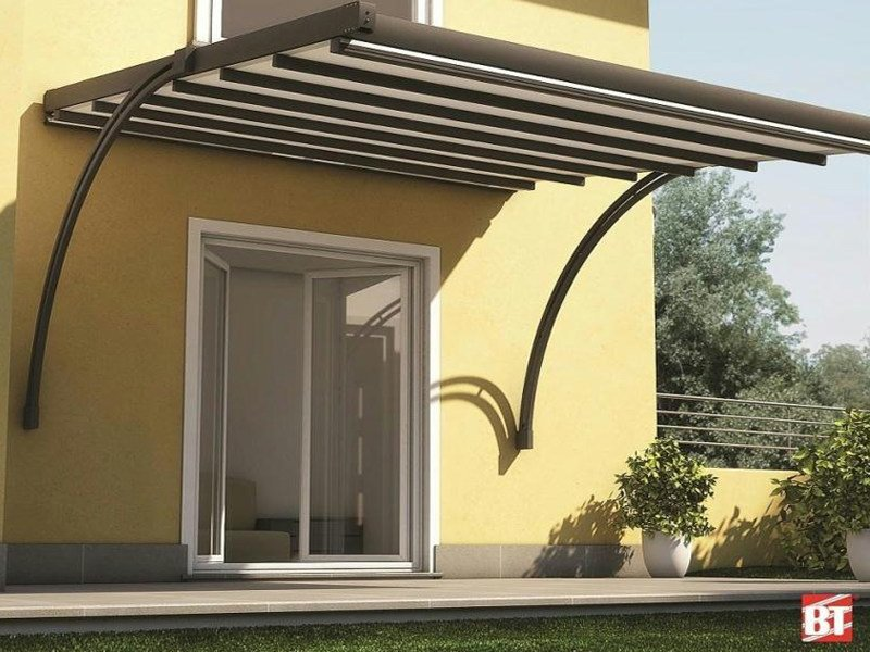 Pensilina in alluminio R241 ARCO by BT Group