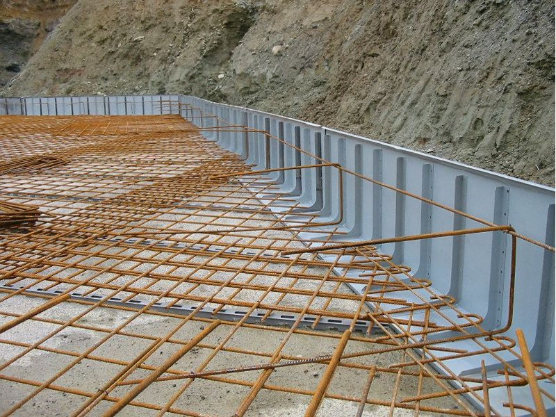 Disposable formwork RECOSTAL® by Max Frank Italy