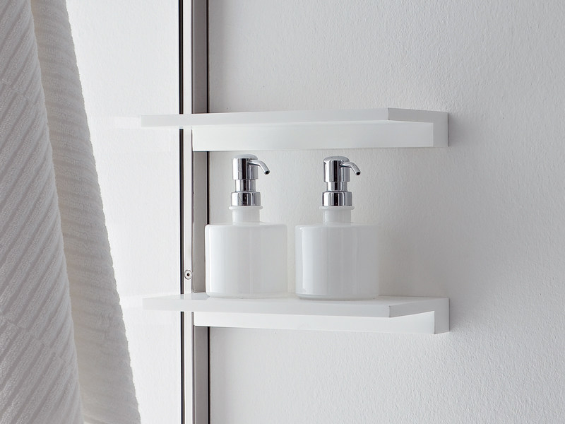 Wandregal Für Badezimmer Aus Corian® UNICO | Wandregal Für Badezimmer Aus  Corian® By Rexa