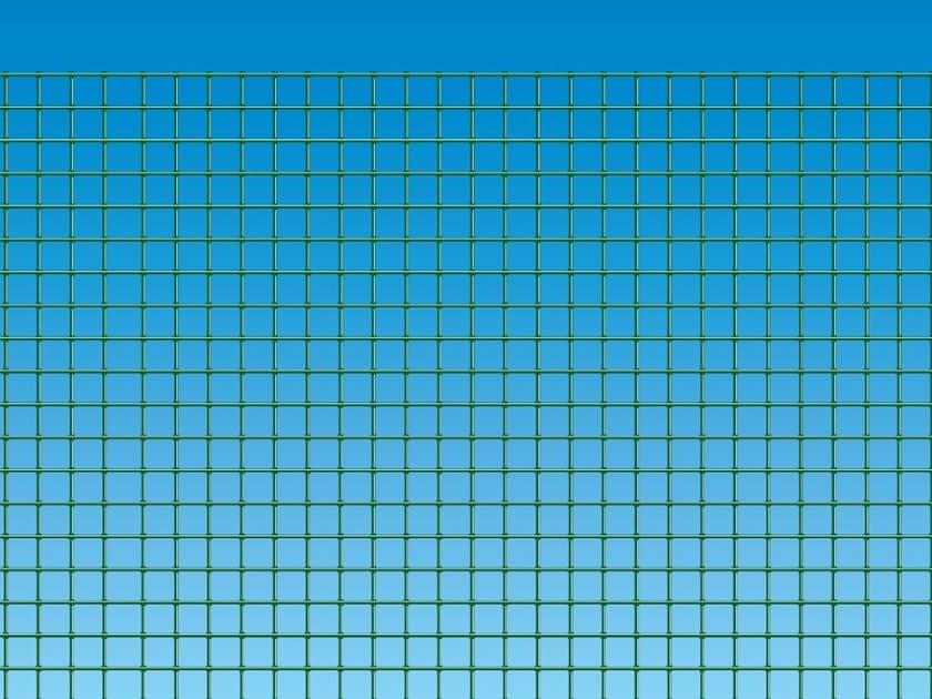 Electrically welded mesh Fence ELECTROPLAST by Ferro Bulloni