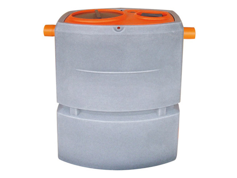 Component for liquid sewage treatment plant Component for liquid sewage treatment by Starplast