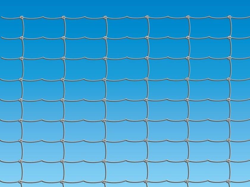 Wire mesh Fence ANNODATA by Ferro Bulloni