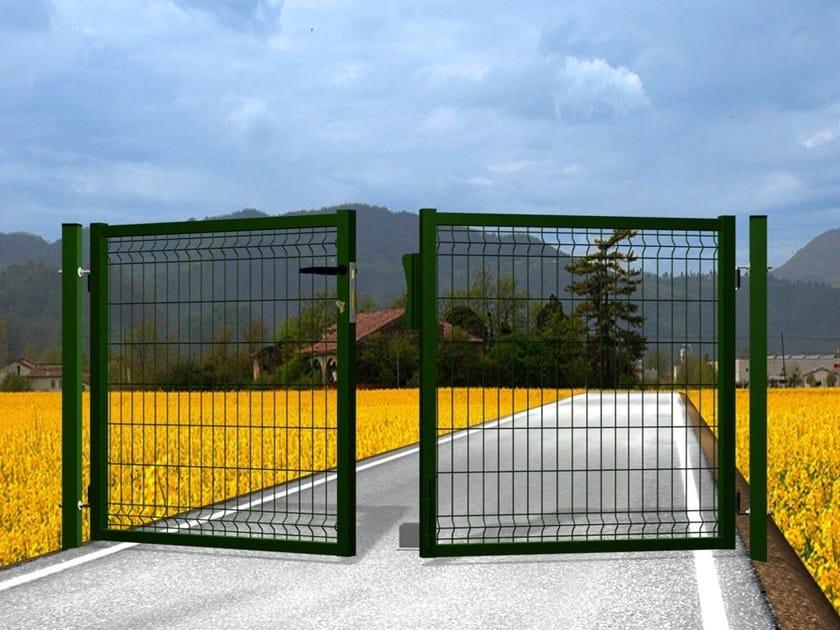 LARIO Cancello Lario Doppio col. verde