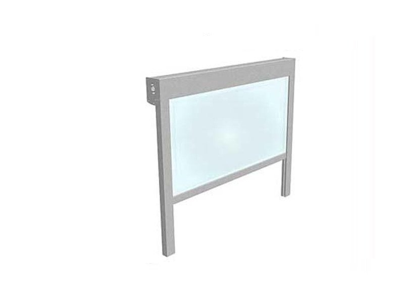 Box roller blind with guide system ZIP TEC by BT Group