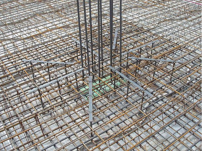 Steel bar, rod, stirrup for reinforced concrete JDA JORDAHL® by Max Frank Italy