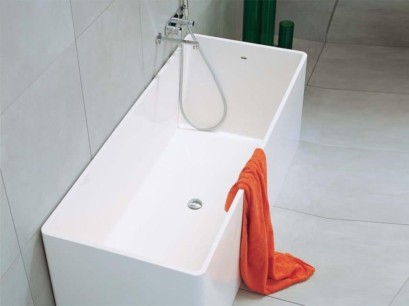 Flaminia Vasca Da Bagno.Vasca Da Bagno In Pietraluce Wash Ceramica Flaminia