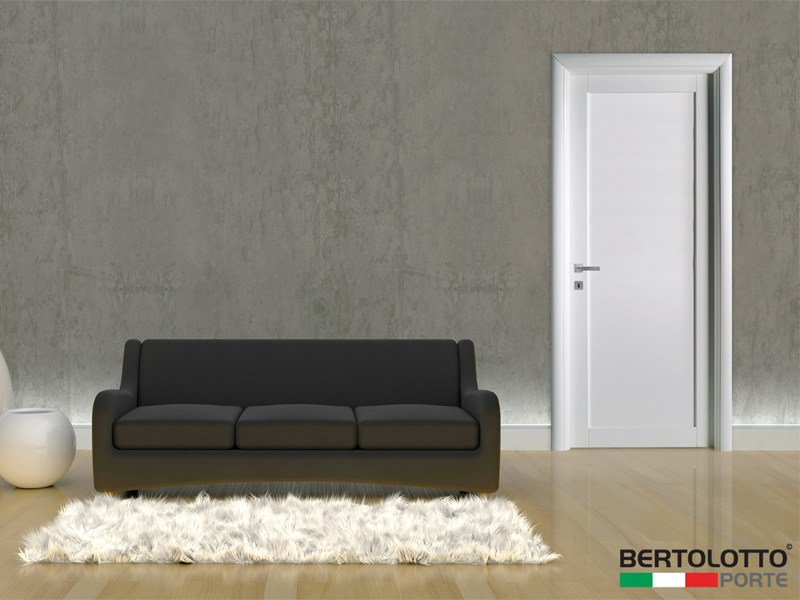 Hinged lacquered door BALTIMORA NEW - 2020 LACCATA by Bertolotto Porte