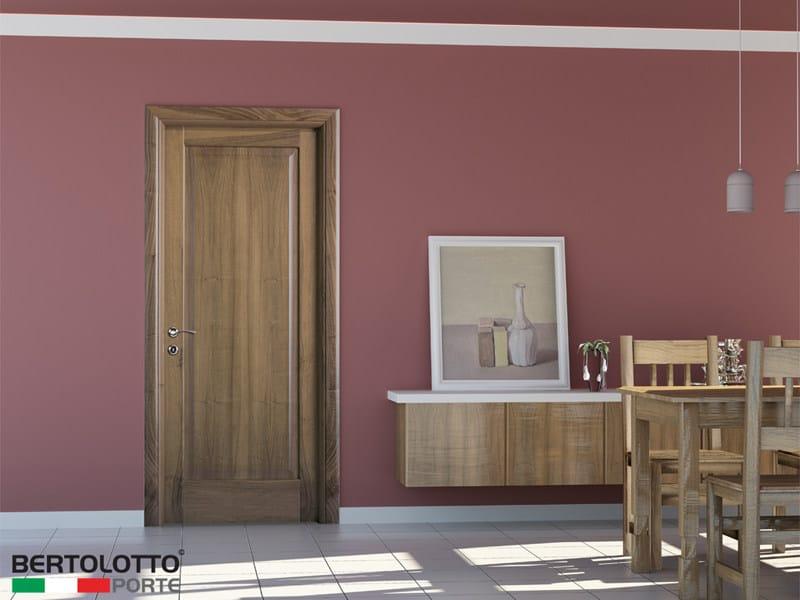 Hinged wooden door BALTIMORA - 2001 by Bertolotto Porte